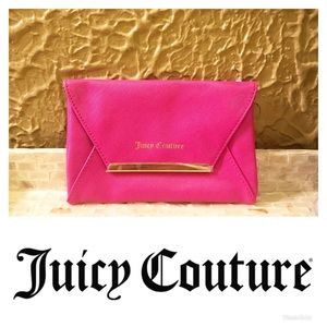 5/$25 Juicy Couture Pink Clutch / Mini Wallet 🌸